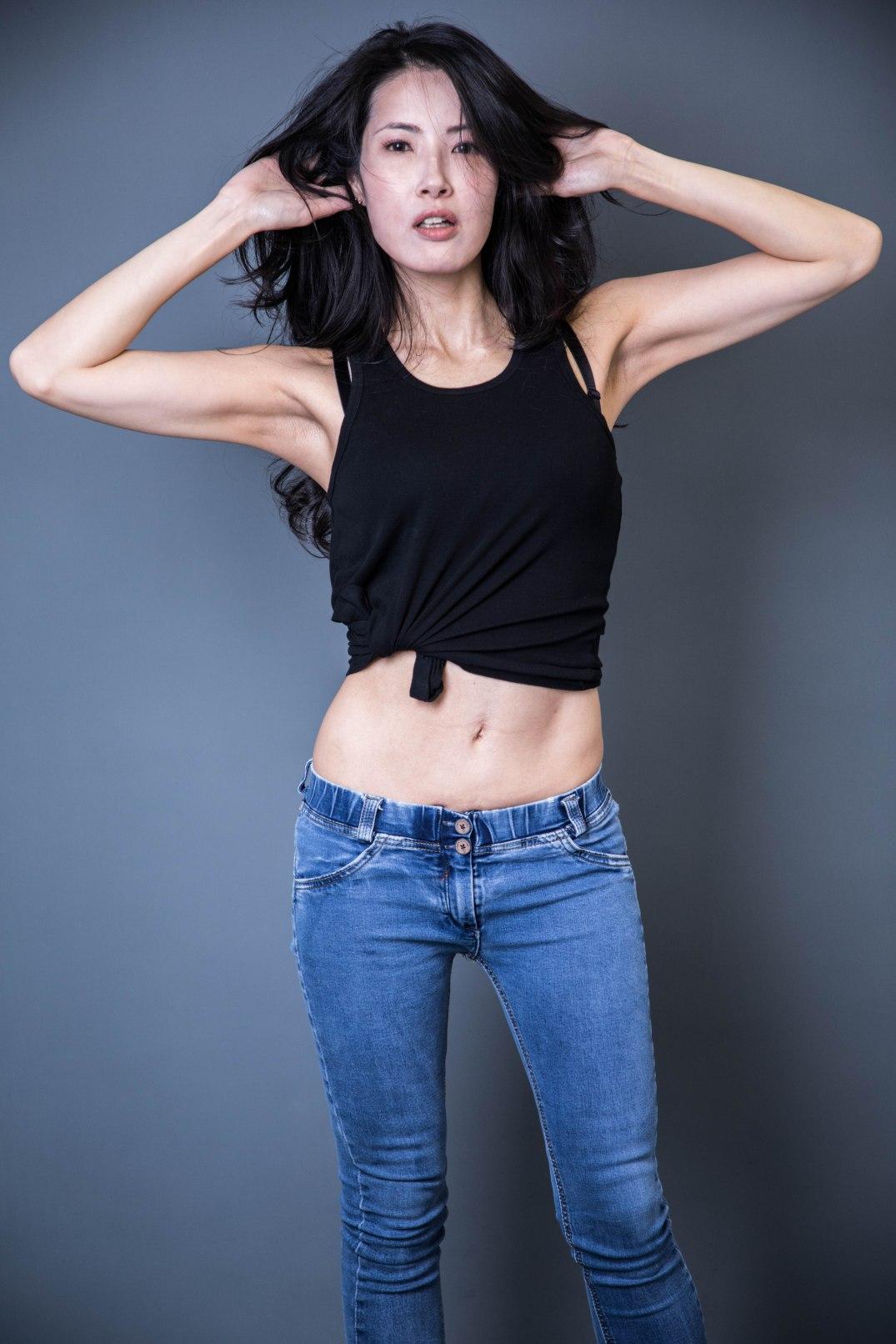 廣告化妝髮型攝影服務_paulstylist_model_Gigi-7