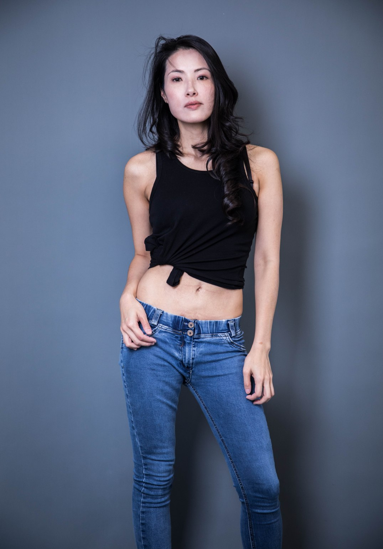 廣告化妝髮型攝影服務_paulstylist_model_Gigi