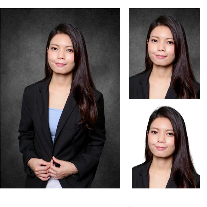 專業形象照 smart portrait icefire studio hk