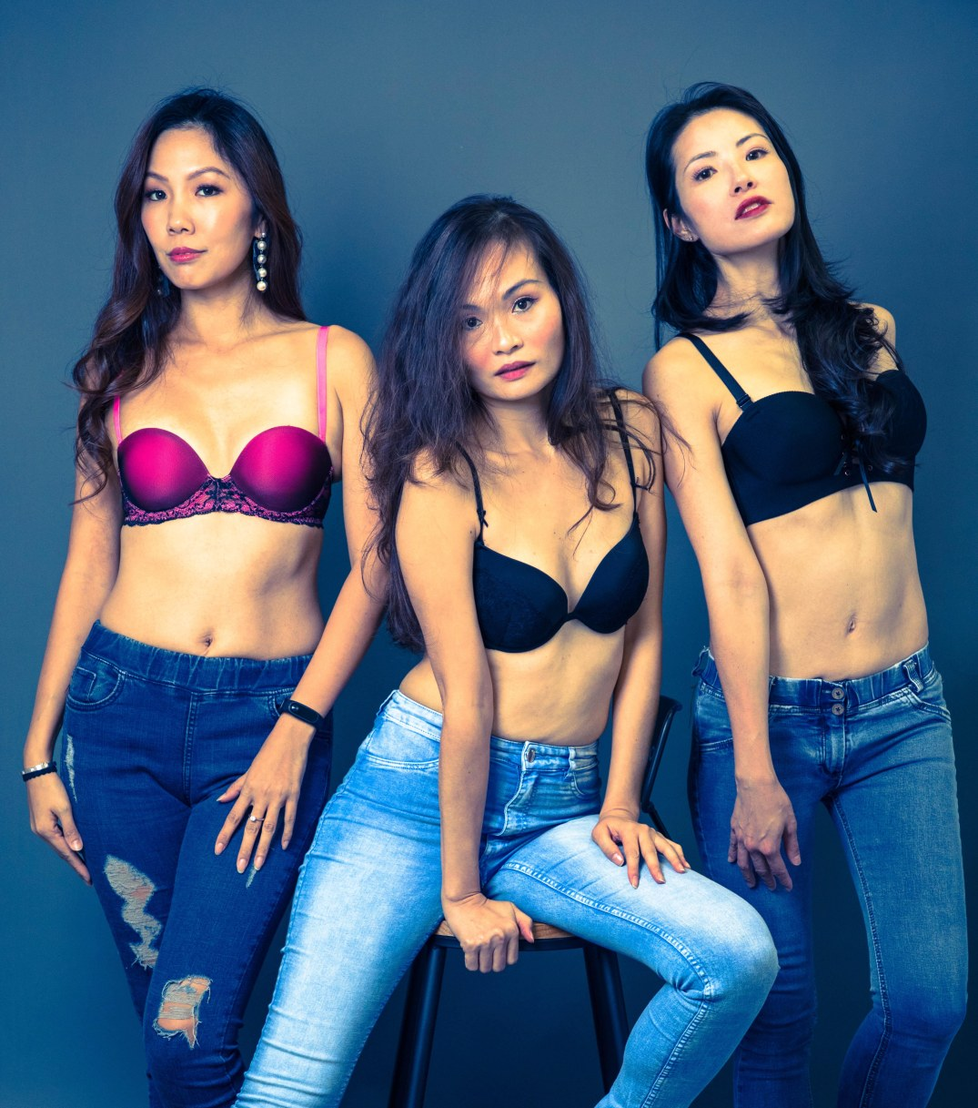 廣告化妝髮型攝影服務_paulstylist_model_3girls-10