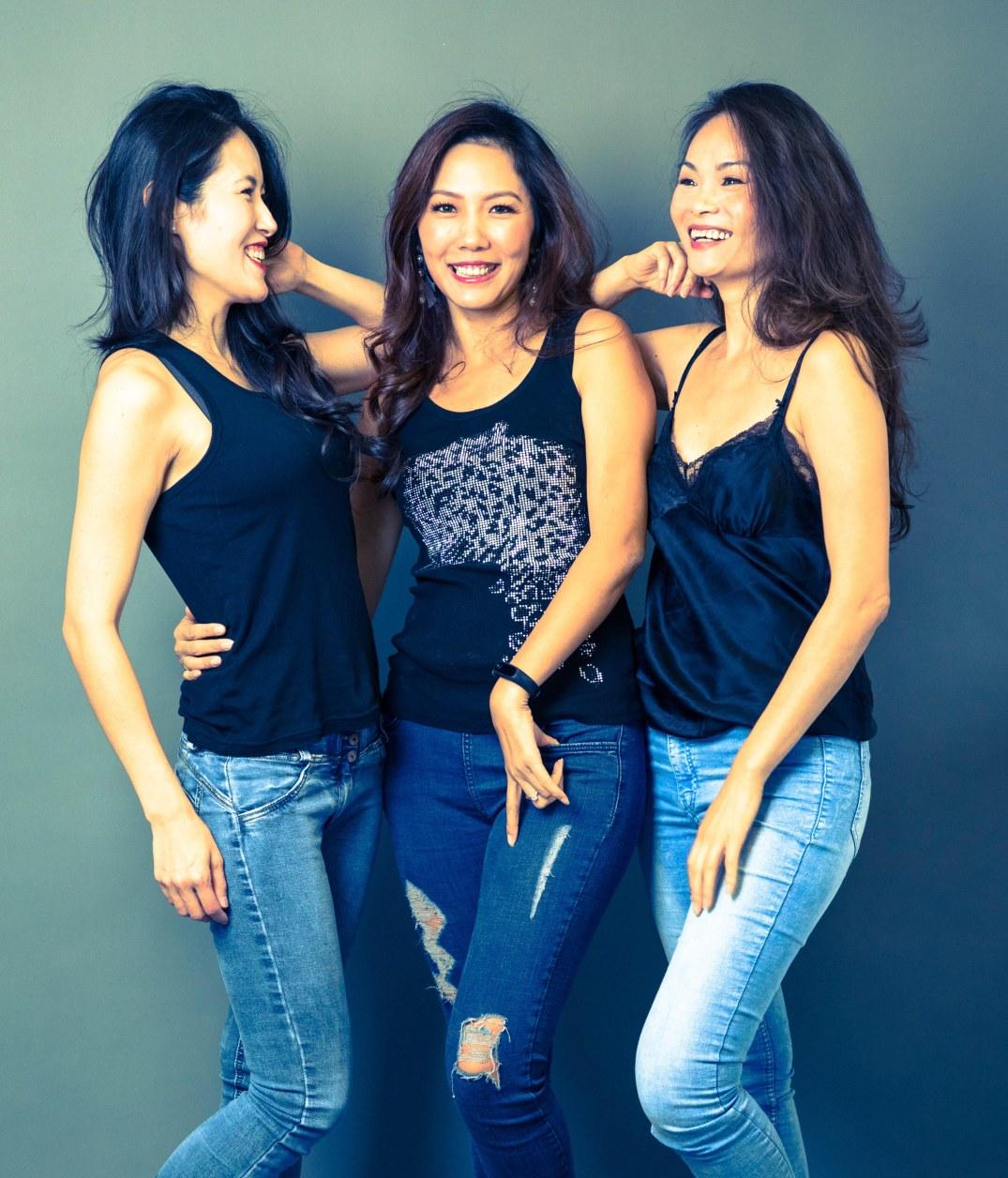 廣告化妝髮型攝影服務_paulstylist_model_3girls-2
