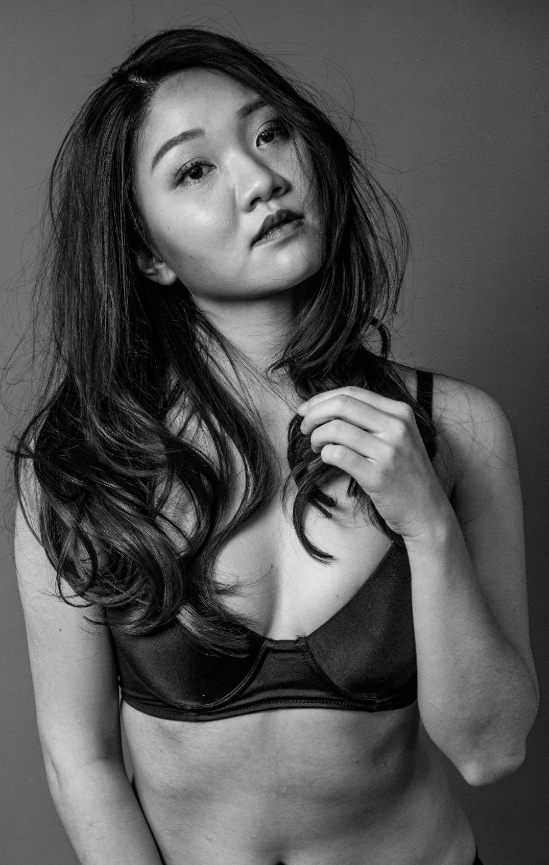 廣告化妝髮型攝影服務_paulstylist_model_moonna52