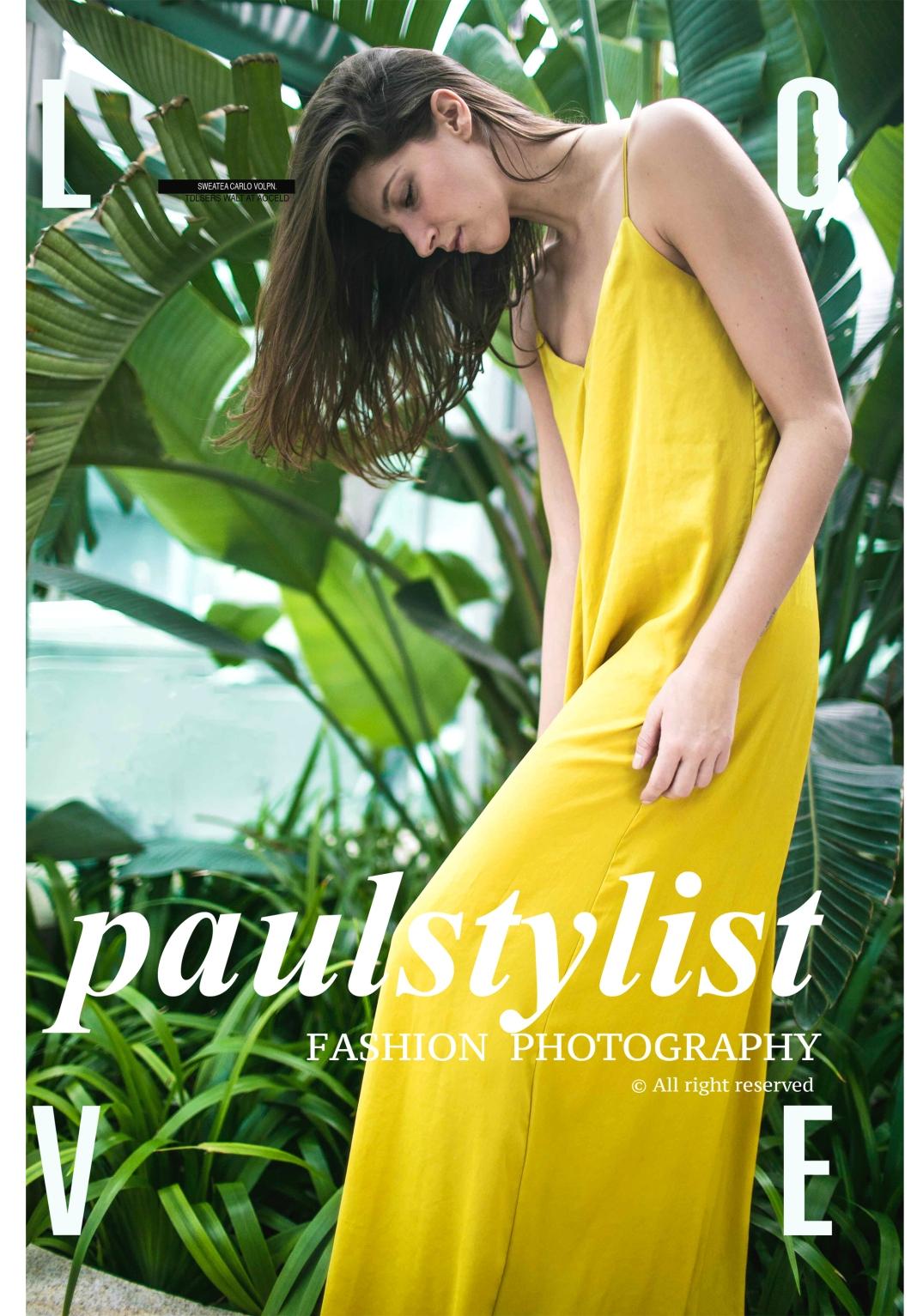 fashion photography HK by paulstylist b