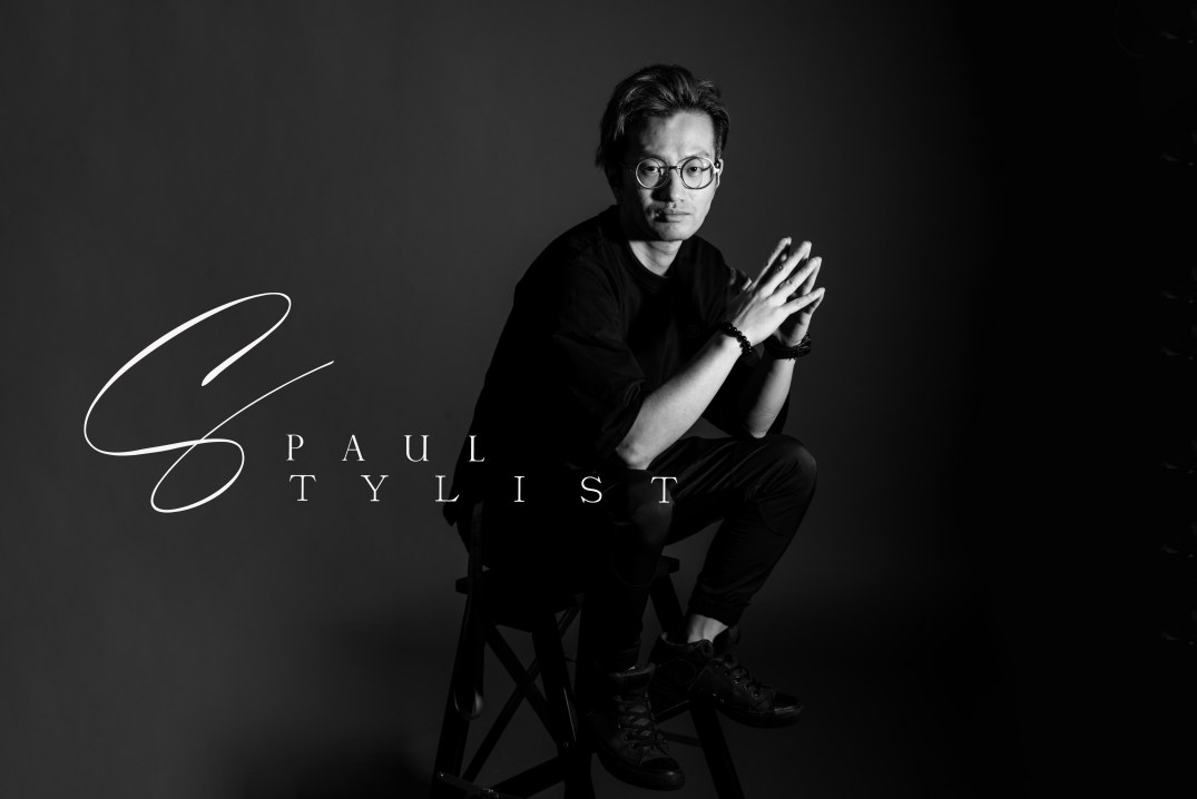 香港時裝攝影師 黑白人像攝影 fashion photography hong kong paulstylist cover