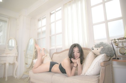 Girl portrait Artistic Nude style photography HK by paulstylist A-29