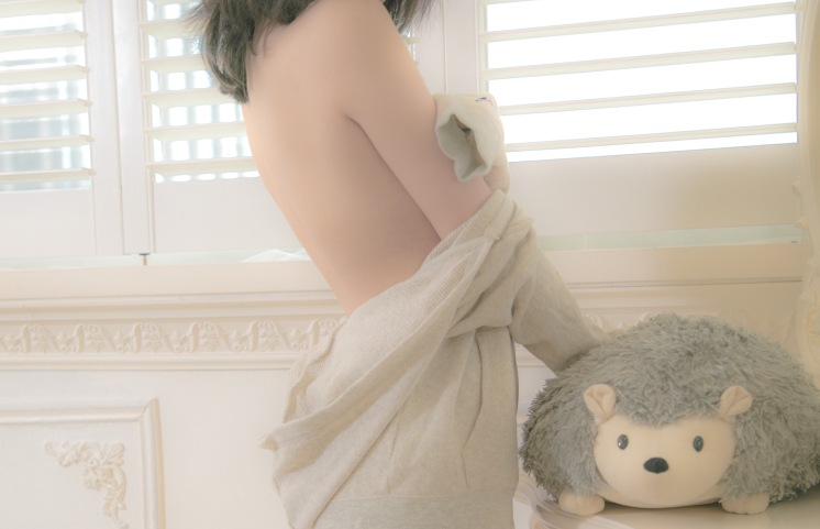 Girl portrait Artistic Nude style photography HK by paulstylist A-80
