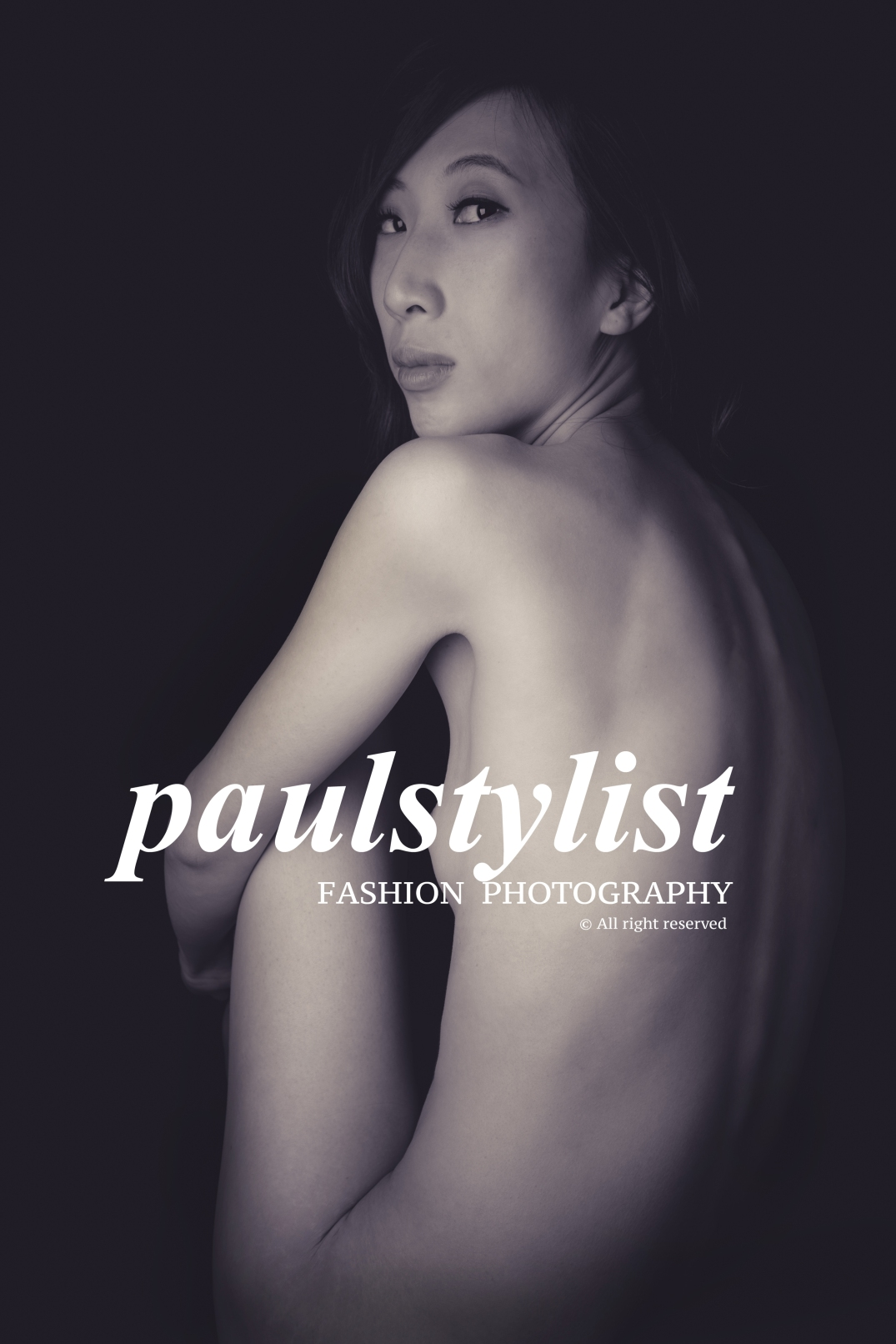 moody nude portrait photography HK by paulstylist-9logo