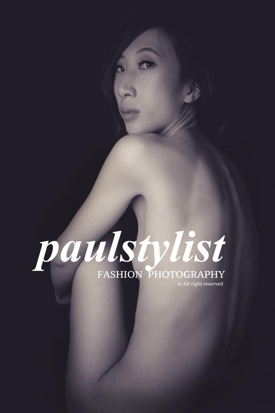 moody nude portrait photography HK by paulstylist-9logo