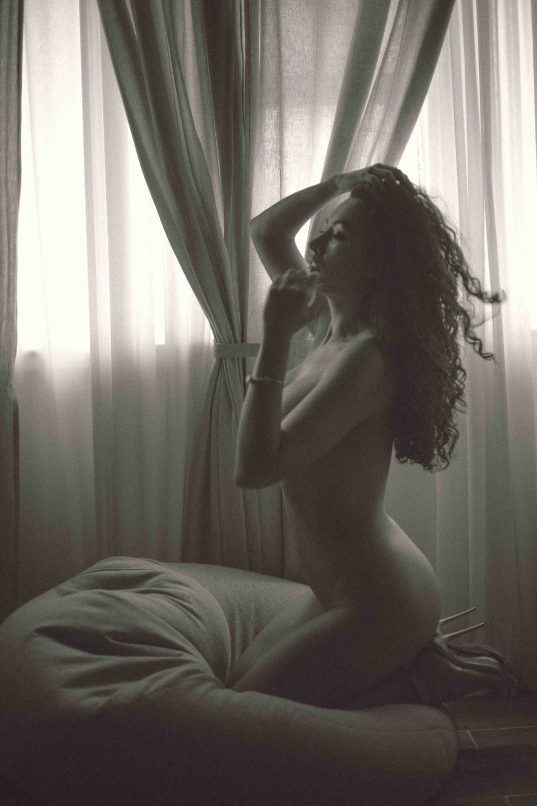 boudior nude photography HK by paulstylist-24