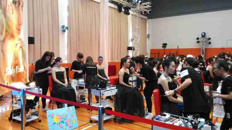 paulstylist hair course visit3b