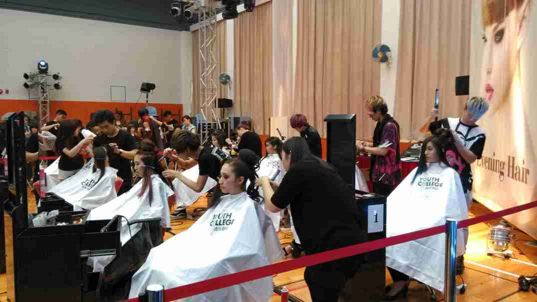 paulstylist hair course visit3c